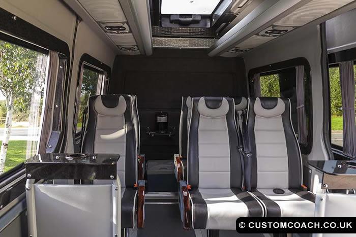 minibus-seating-interior-view