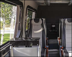 Custom Coach executive minibus company profile